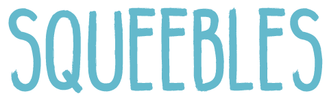 Squeebles Logo