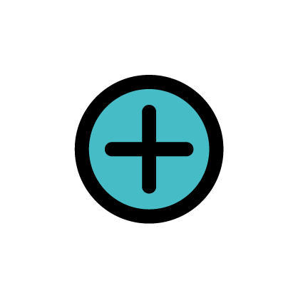 Positive icon to show positive polarity